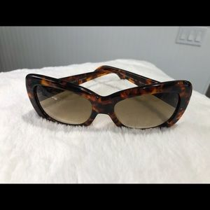 Rare Morganthal Fredericks  cat eye sunglasses